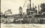 Burght - Cimentfabriek -1906 ( Verso Zien ) - Zwijndrecht