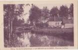CPA 45 LA SELLE SUR LE BIED Pont Sur La Céry 1932 - Non Classés
