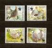 Yougoslavie Joegoslavie 2000 Yvertn° 2815-18 *** MNH Cote 10,00 Euro Faune WWF Oiseaux Vogels Birds - Ongebruikt