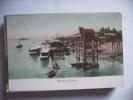Birma Burma Myanmar Rangoon Yangon Harbour Old - Myanmar (Birma)