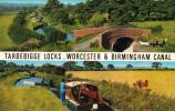 TARDEBIGGE LOCKS,WORCESTER & BIRMINGHAM CANAL. - Ships
