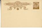 SOUTH AUSTRALIA / Australien -  Ganzsache Postkarte ** - 1855-1912 South Australia