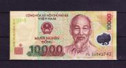 Coupure De 10 000 Dongs - Vietnam - TBEG - 2 Scans - Vietnam