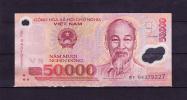Coupure De 50 000 Dongs - Vietnam - TBEG - 2 Scans - Vietnam
