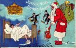 Joyeux Noel - Bonne Année, Cirque D´Hiver - LES FRATELLINI - Santa Claus