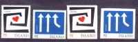 2006 - ISLANDA / ICELAND - EUROPA CEPT - L´INTEGRAZIONE / INTEGRATION. MNH. - 2006