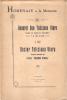 HOMENAJE A LA MEMORIA DEL GENERAL DON FELICIANO VIERA VENCEDOR DEL DOMBATE DE GUAYABOS 6 DE JUNIO DE 1904 Y EL DR. FELIC - Verzameling