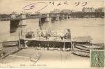 69 - LYON - Le Pont Saint-Clair - N° 250 - Lavandieres - Lyon