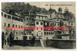 ROMA - NEMI - BELVEDERE ALBERGO DE SANCTIS - FP - VG 1912 - ANIMATA - 2 GRANDI PIEGHE ANGOLO SN - Roma