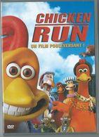 Dvd Chicken Run - Enfants & Famille