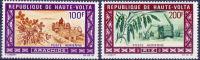 Haute Volta PA 73/74 ** - Agriculture