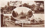 Newcastle  - Viaggiata - Newcastle-upon-Tyne