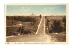 Cp, Militaria, Guerre 14-18, Navarin - Le Monument Domine Les Champs De Bataille (Pris à 4 Kms) - Guerre 1914-18