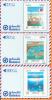 BAHRAIN - BAH-48A/B/C, 25/50/100 Units, Diving 1/2/3,1999, 48BAH, Used - Baharain