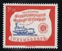 1959  Chemins De Fert Lxembourgeois  Mi Nr 611  *  MH - Luxembourg
