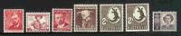 Australia-1948 ASC 242-248    MNH - Collections