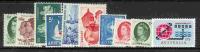 Australia-1963 Year 10 Values,MNH - Australia