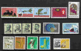 Australia-1969 Year ASC 473-488 ,16 Stamps MNH - Australia
