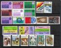 Australia-1971 Year ,22 Stamps MNH - Australia