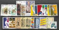 Australia-1974 Year, 24 Stamps MNH - Australia