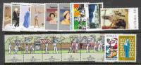 Australia-1977 Year,17 Stamps MNH - Australia