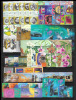 Australia-1998 Year ASC 1647-1715, 69 Stamps + 2 MS MNH - Collections