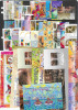 Australia-2001 Year ASC 1893-1953, 53 Stamps+6MS+1 Sheetlet  MNH - Collections