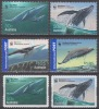 AUSTRALIA 2006 (WWF) ENDANGERED SPECIES WHALES SET VFU & MNH CV.£7.00 - 2000-09 Elizabeth II