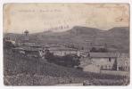 """Chasselas - Quartier De L'Ecole - A Circulé En 1915, Griffes""""Retour à L'envoyeur Et Le Destinataire N'a Pu être Atteint"""" - Guerra 1914-18"""
