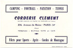 PARIS - 14 Eme - 204 Avenue Du Maine - Corderie Clement - Sports