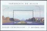 IJsland 2002 Blok Dag Van De Postzegel PF-MNH - Ungebraucht