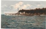 Cpa Bon Etat ,    Marine Allemande , Croiseur-cuirassé ,  , Lire Au Verso - Warships