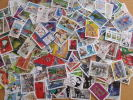 COLLECTION 250 TIMBRES FRANCE GRANDS FORMATS DIFFERENTS - France
