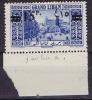 "Grand Liban: 1926 , Maury  81 F, Surcharge Virgule Apres ""P"" , Bord De Feuille, Neuf * MH - Groot-Libanon (1924-1945)"