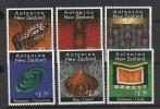 New Zealand QEII 1996 Maori Crafts Set MNH - New Zealand