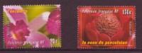Polynesie N° 699 A  700** Neuf Sans Charniere  Flore  Fleurs - Polynésie Française