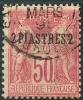 Levant (1886) N 5 (o)