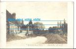 Cp 37 FONDETTES VALLIERE CHEVALETTE Propriété  ( église Route  ) - Fondettes