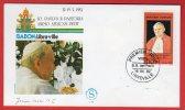 Gabon - Visite Du Pape Jean-Paul II - 1982 - Libreville - Gabon (1960-...)