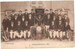 CPA 70 FANFARE DE MANTOCHE 1929 RARE  BELLE CARTE !! - Unclassified