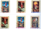 Togo: Easter 1971 Complete Set Of 6 Stamps Used - Lot. A8 - Togo (1960-...)