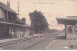 18998 BERGUETTE, LA GARE, 15 Ed Delpierre - France
