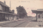 18998 BERGUETTE, LA GARE, 15 Ed Delpierre - Non Classés