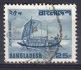 Bangladesh 1980 Mi. 164     25 P Bilder Aus Bangladesh Boot Mit Juteladung - Bangladesch