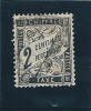 2 Centimes Oblitérés, Voir Scans Verso - 1859-1955 Oblitérés