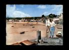 35 - CANCALE - Le Port De La Houle - 356-208 - Peintre Sur Chevalet - Cancale