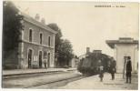 MARCENAIS. - La Gare - Autres Communes