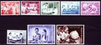 Belgien 1960 - 1198-1205 ** / Michel - Bélgica