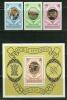 "Turk & Caicos Islands           ""Royal Wedding""       Set  &^ Souvenir Sheet   SC# 486-89  MNH** - Turks & Caicos"