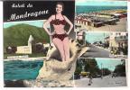 SALUTI DA MONDRAGONE - VEDUTINE - F/G - V: 1965 - Caserta